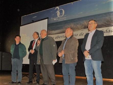 Concerto Solidário angariou 3.400 euros para os Bombeiros de Cantanhede
