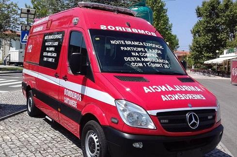 Juntos por nova ambulância de socorro